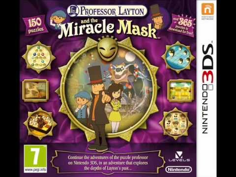 Make Professor Layton All Main Themes Snapshots