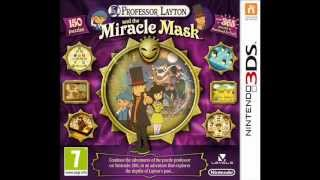 Repeat youtube video Professor Layton All Main Themes