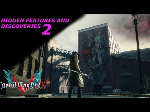 Devil May Cry 5 - Hidden Features 2 thumbnail