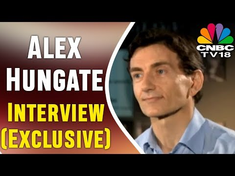 Alex Hungate Interview (Exclusive) | CEO, SATS | Managing Asia | CNBC TV18