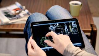 AutoCAD WS Web and Mobile App for Android