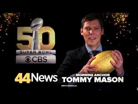 Super Bowl 50 - 44News - Tommy Mason