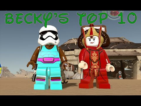 LEGO Star Wars The Force Awakens - Becky