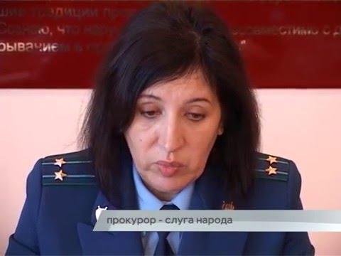 28 12 15   Вопросы прокурору Кореновско района