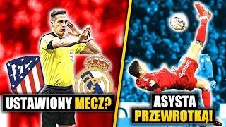 USTAWIONE derby Madrytu! KOSMICZNY LEWANDOWSKI!