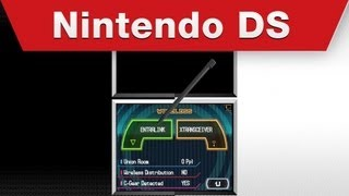 Nintendo DS - Use C-Gear in Pokémon Black Version 2 or Pokémon White Version 2 to access Entralink