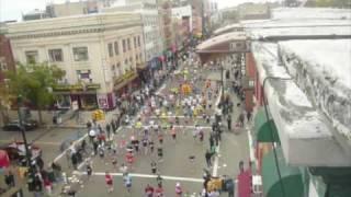 NYC Marathon 09