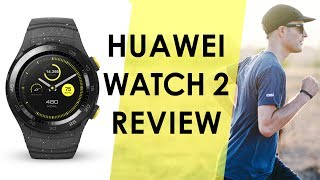Best Sports Watches 2017 — Huawei Watch 2 Sport Review