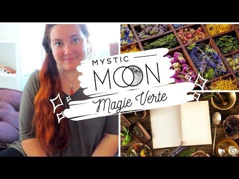 Mystics Moons : La Magie des Plantes