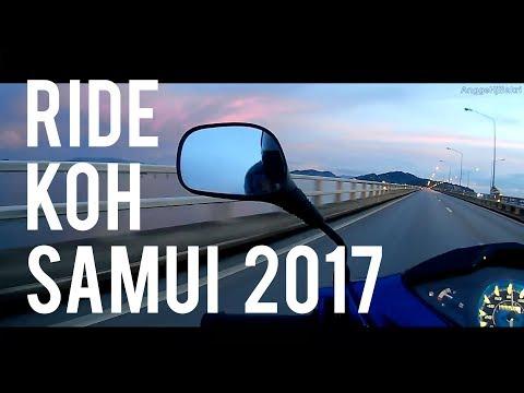 Diari Kembara ke Koh Samui 2017 (ride)