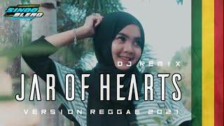 Virall || DJ REGGAE JAR OF HEARTS NEW 2021 [ ReggaeMix Version ] By SingoBlerro_Official