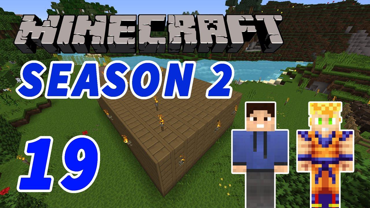 Minecraft Season 2 19 Glowstone Lampen Hd Let S Play