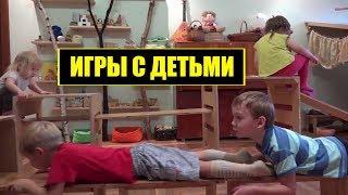 ИГРЫ С ДЕТЬМИ на этномузыкальном занятии в детском саду