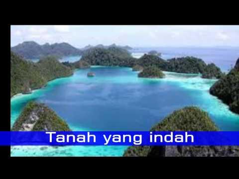 Lagu Perjuangan / Lagu Wajib - Nyiur Hijau (lirik) (SMA N 1 DEMAK)