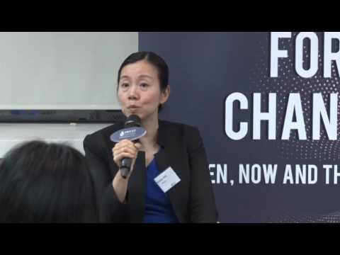 "HKUST Business School Alumni Seminar: ""Leading for Change – Then, Now and the Future"" (19 May 2017)"