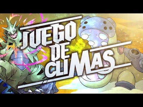 EQUIPO DE ARENA | JUEGO DE CLIMAS - ZenPokeFan