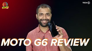 Moto G6 Budget Android Smartphone Review
