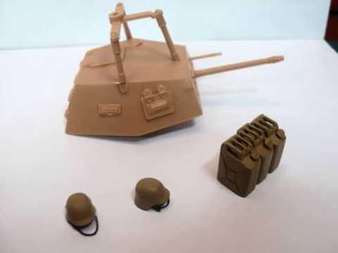 Panzerspahwagen update 1