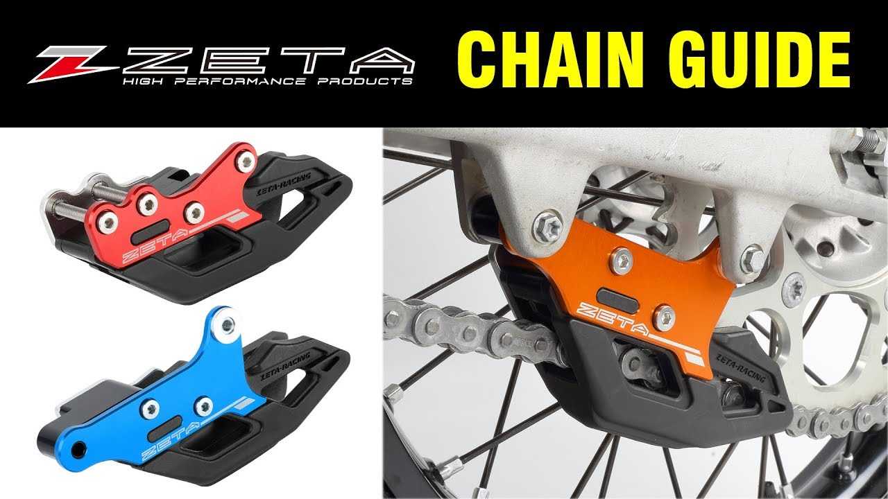 ZETA Chain Guide Zeta DRC