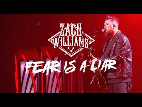 """Zach Williams - """"Fear Is a Liar"""" Live - K-LOVE Fan Awards 2018"""