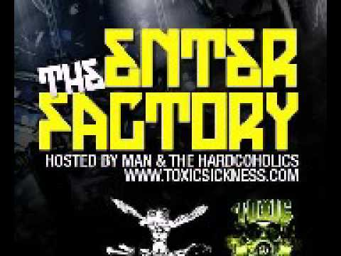 MARXMAN  @ ENTER THE FACTORY   TOXIC SICKNESS   APRIL 2017