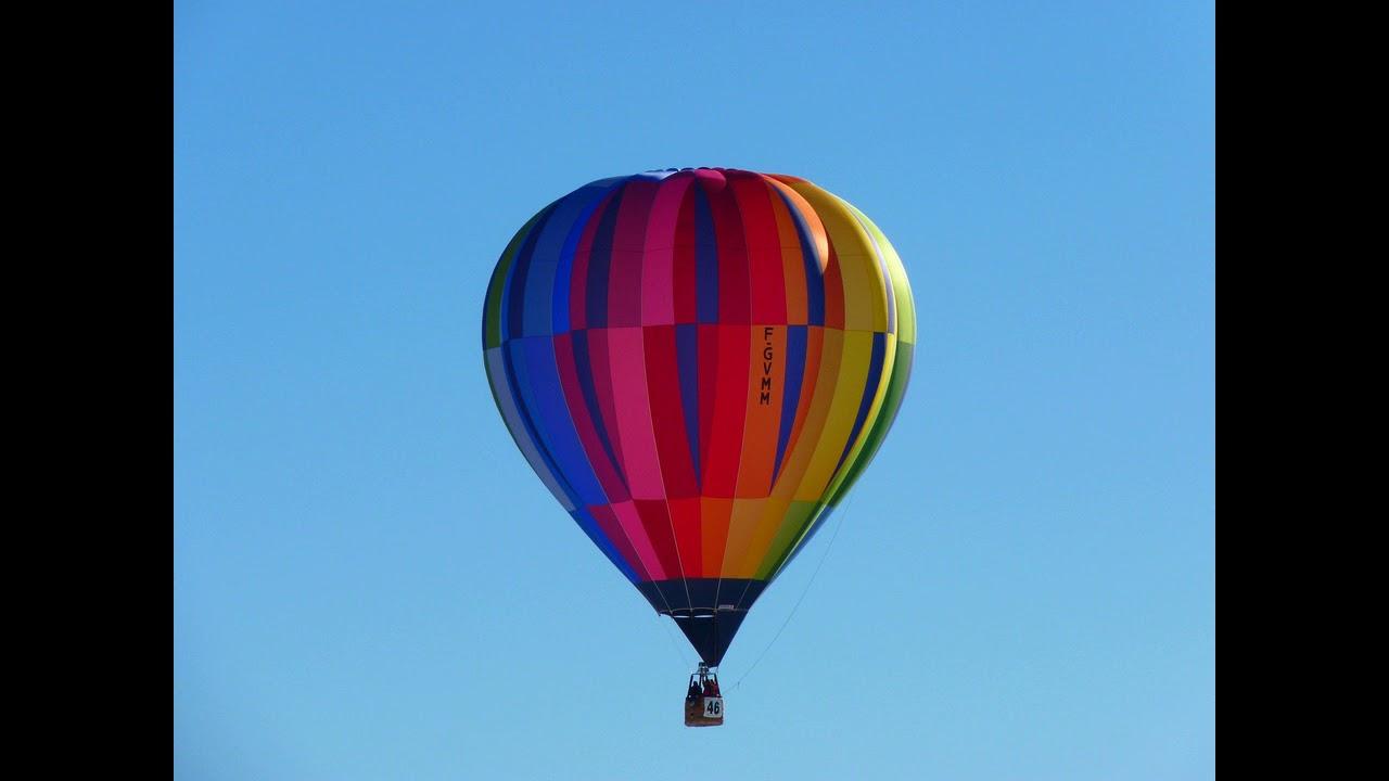 La montgolfière (enfant de 5 à 12 ans)
