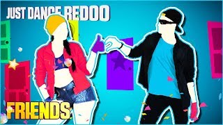 FRIENDS by Marshmello & Anne-Marie | Just Dance 2019 | Fanmade by Redoo