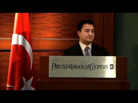WLF VIDEO---Keynote Speech: H.E. Ali Babacan, Deputy Prime Minister and Economy Minister of Turkey
