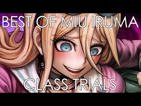 Danganronpa V3 - Best of Miu Iruma (Class Trials)