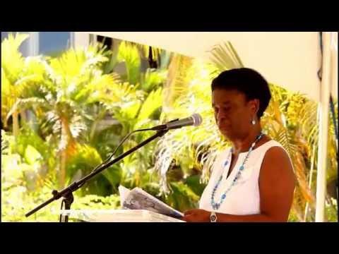 Anguilla lit Fest 2016: Patricia J Adams