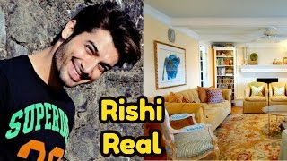 Rishi Real House Kasam Tere Pyaar Ki 6 February 2017