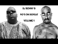 Download 90's Hip-Hop Playlist, 3 Hours of Biggie, 2Pac, Jay Z, Wu Tang, Tribe, Snoop, Dre, Big Pun MP3 song and Music Video