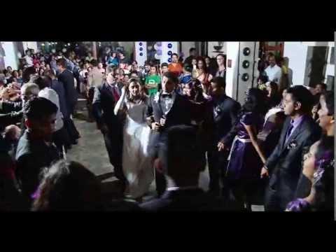 Grand March Wedding Vivian & Steffi