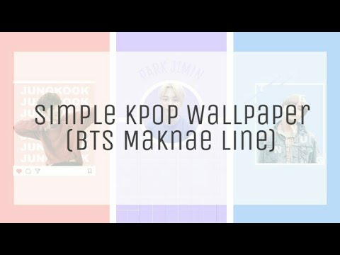 3 Simple Kpop Wallpaper Bts