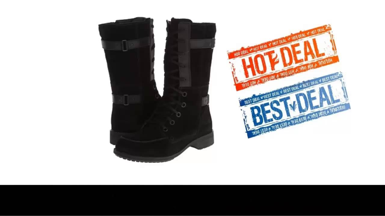 a881dd7c3 The North Face Bridgeton Lace TNF Black Boot Best Price Online Deal