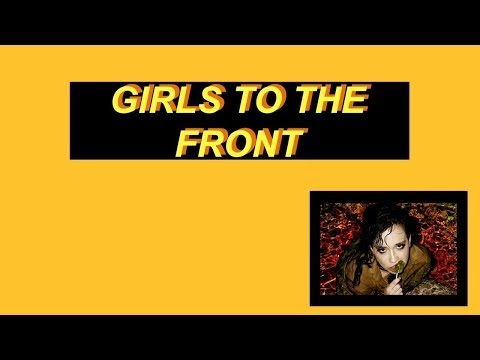 Sizzy Rocket- Girls To The Front (Lyrics)