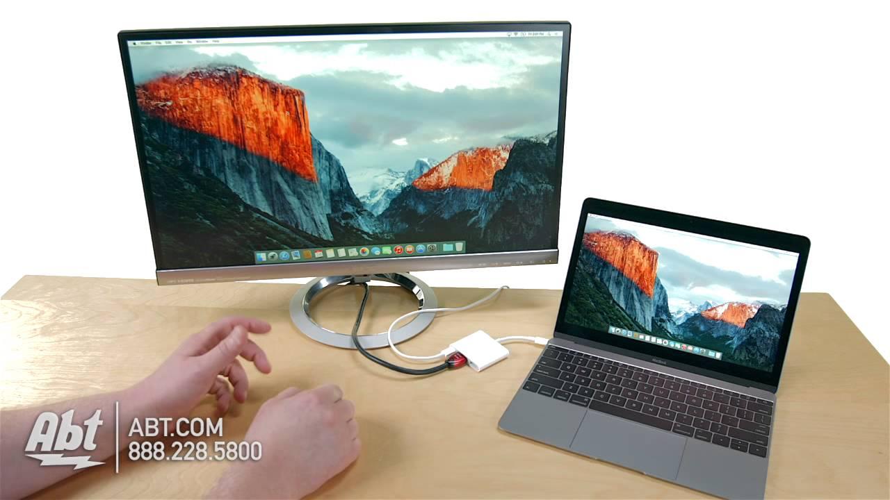 Genuine Apple USB-C Digital AV Multiport Adapter MJ1K2AM//A HDMI /& USB NEW