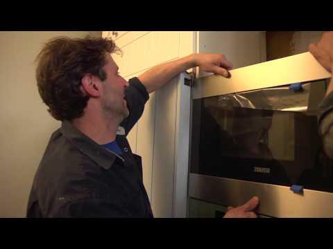 Installer Des électroménagers Encastrables Hotte Micro