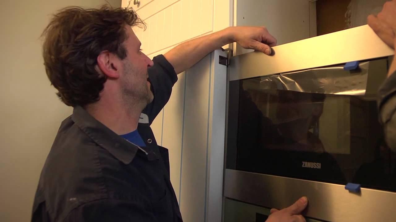 Installer Des électroménagers Encastrables Hotte Micro Ondes Lave Vaisselle Gamma