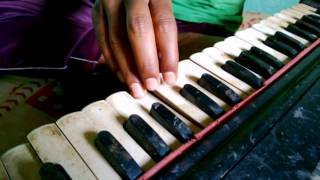 How to Play Nagin Tune on Harmonium