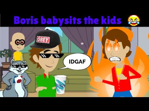 Boris babysits the kids/Things get crazy/Doris gets ARRESTED (AIC Comeback Special)