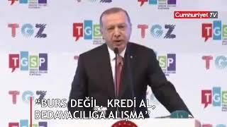 RECEP TAYYİP ERDOĞAN;