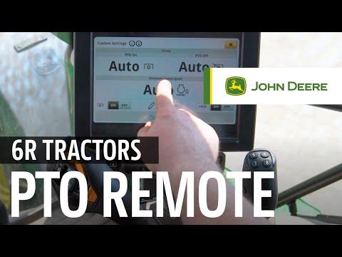 John Deere - CommandPRO PTO remote