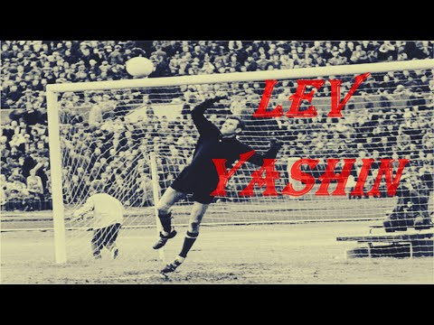 Lev Yashin LEGEND - The Best Saves & Moments & Emotions