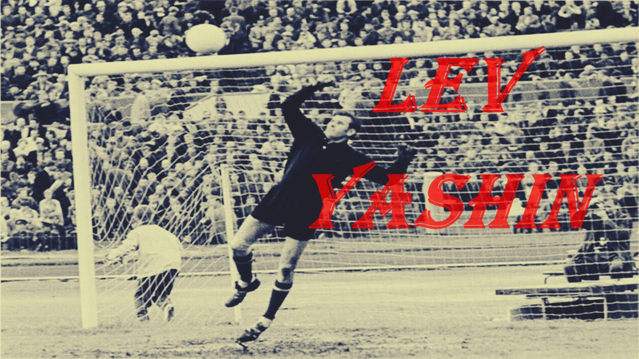 Lev Yashin LEGEND The Best Saves & Moments & Emotions