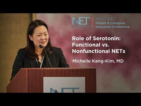 Role of Serotonin  Functional v  Nonfunctional NETs, Michelle Kang Kim, MD, Mount Sinai