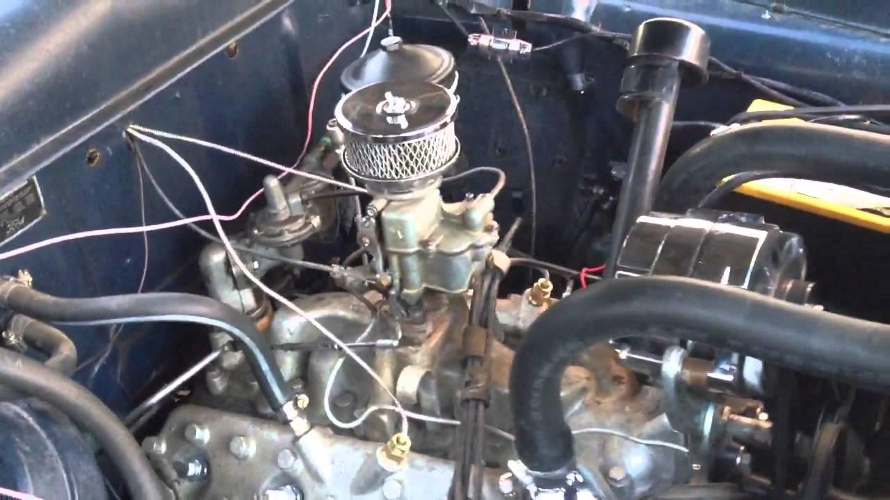 Maxresdefault on Mercury V8 Engine