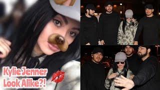 Kylie Jenner Look-A-Like Pranks San Jose!