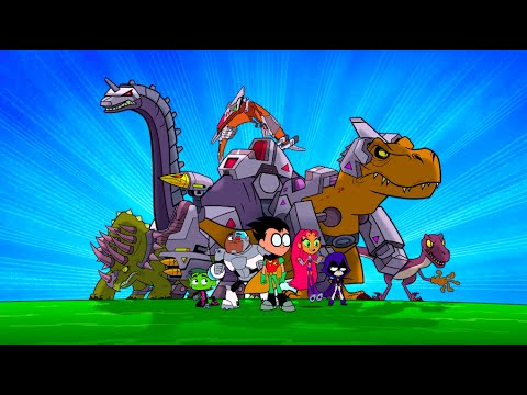 "Teen Titans Go! - ""Open Door Policy"" Clip 2"