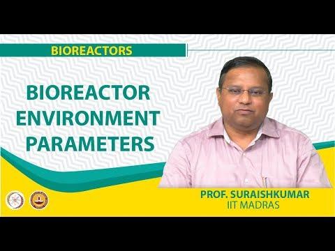 Bioreactor Environment Parameters